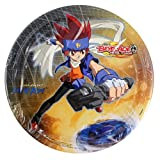 buy Beyblade dinner party plates