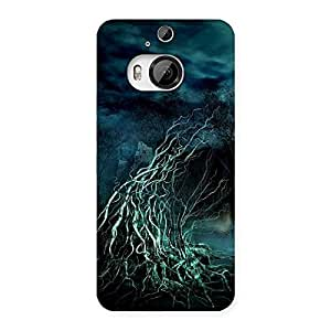 Horror Tree Back Case Cover for HTC One M9 Plus