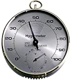 Sper Scientific 736920 Lab or Classroom Hygrometer/Thermometer