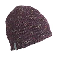 FU-R Headwear - Toss With Pasta, Hand Knit, Wool Blend, Fully Fleece Lined, Beanie Hat