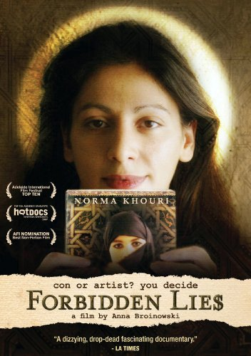 Cover art for  Forbidden Lie$
