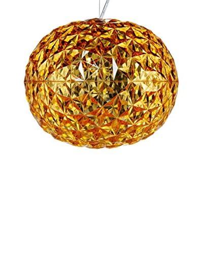 Kartell Lámpara De Suspensión LED Planet Amarillo