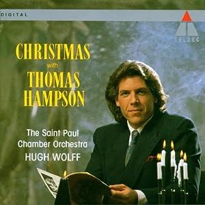 Christmas with Thomas Hampson