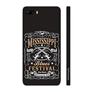 Enthopia Designer Hardshell Case Mississippi Blues Back Cover for Huawei Honor 6 Plus