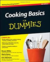 Cooking Basics For Dummies Front Cover