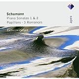 Schumann : Piano Sonatas Nos 1 & 2, Papillons & 3 Romances  -  Apex