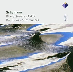 Piano Sonatas 1&2 Pappillons
