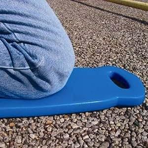 Kneeling Mat, PVC Foam Pad, Vinyl Coated Surface