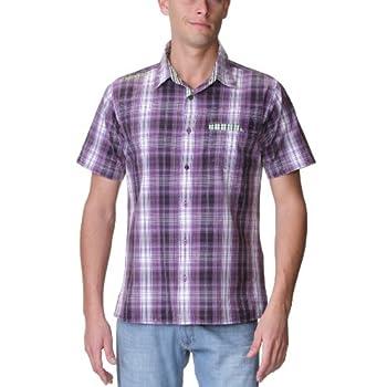 Millet Friction Shirt Chemise homme Deep Lilac L