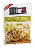 Weber Grill Marinade White Wine and Herb, 1.12 Ounce (Pack of 12)