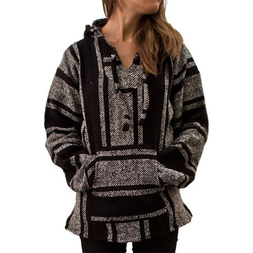 Mexican Cotton Blanket front-1081063