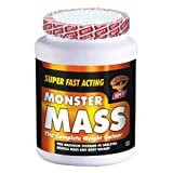 SNT Monster Mass - Vanilla - 500gm