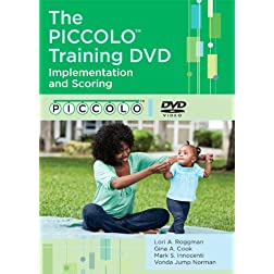 Parenting Interactiions with CHildren: Checklist of Observations Linked to Outcomes (PICCOLO ) DVD