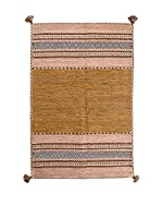 RugSense Alfombra Kilim Tribal Tierra 230 x 160 cm