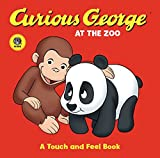img - for Curious George at the Zoo: A Touch and Feel Book book / textbook / text book