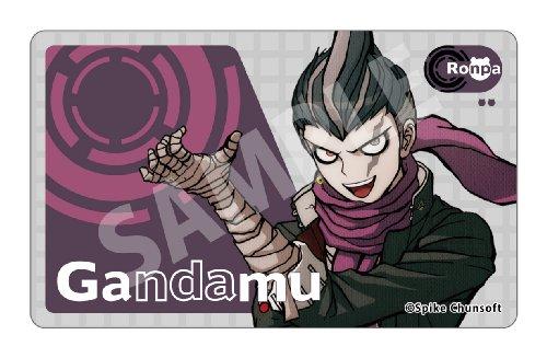 スーパーダンガンロンパ2 デコレーションカードジャケット #03 田中眼蛇夢