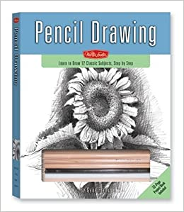 pencil drawing kit learn to draw 12 classic subjects