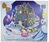Disney Cinderella's Gingerbread Castle, 24.5 Ounce