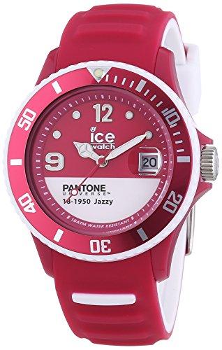 Ice-Watch Damen-Armbanduhr XL Pantone Analog Quarz Kautschuk PAN.BC.JAZ.U.S.13