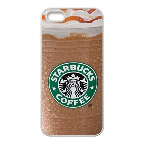 Custom Mobile Phone Shell Starbucks Coffee Owl Case For Iphone 5S/5 Tpu Cases