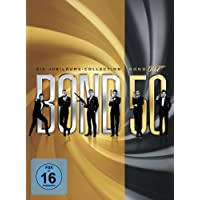 James Bond - Bond 50: Die Jubil�ums-Collection (ohne Skyfall) (22 Discs)