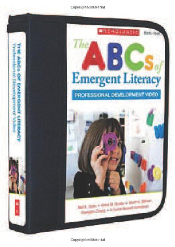 The ABCs of Emergent Literacy: DVD & Guide for...