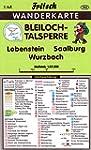 Bleiloch-Talsperre: Lobenstein, Saalb...