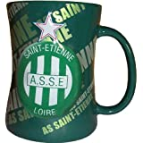 Mug Tasse à café thé Cappuccino - Collection officielle ASSE AS SAINT ETIENNE - Football Ligue 1 - Vaisselle ceramique