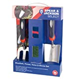Spear & Jackson Select Stainless Set with Gloves and Twine (2 Pieces)