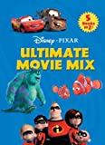 Ultimate Movie Mix (Jumbo Coloring Book)