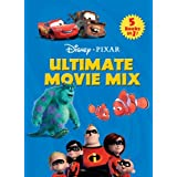 Ultimate Movie Mix (Jumbo Coloring Book) ~ RH Disney