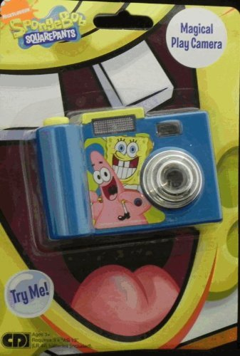 SpongeBob Magical Play Camera