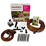 Raindrip SDFSTH1P Flower Shrub and Tree Kit with Timer