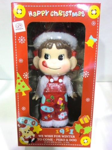 不二家ペコちゃん 2009 Peko's Doll 【Happy Christmas】