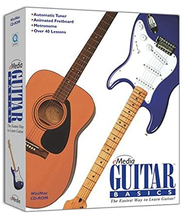 eMedia Guitar Basics Version 2 [Old Version]