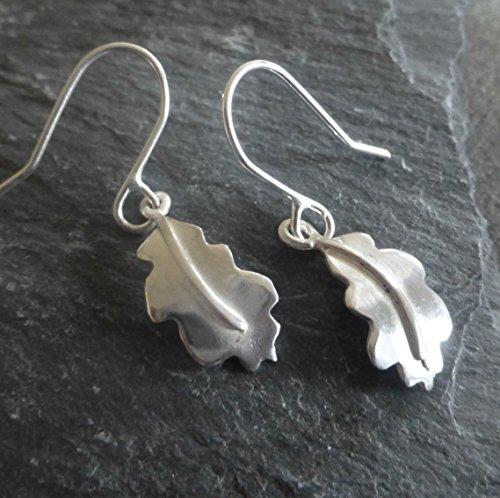 silver-oak-leaf-drop-earrings