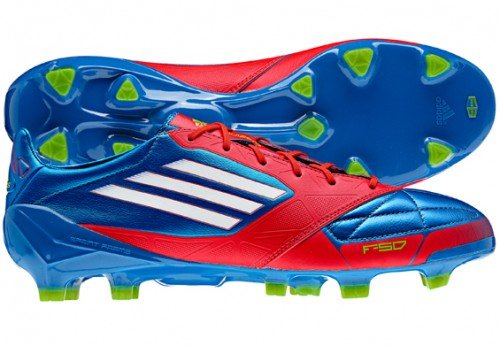 adidas F50 adiZero TRX FG – Leather (9.5)