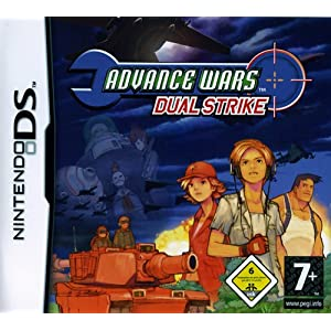Advance Wars - Dual Strike ROM Download for NDS