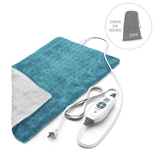 PureRelief XL - King Size Heating Pad (12