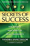 img - for Secrets of Success: The Science and Spirit of Real Prosperity book / textbook / text book