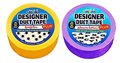 Designer Duct Tape Plus Multi-Packs