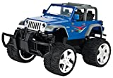 Carrera RC 370160002 - Jeep Wrangler, color azul [importado de Alemania]