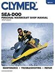 Sea-Doo Water Vehicles Shop Manual: 1...