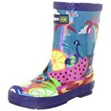 Havaianas Kids Printed Rain Wellingtons Boot