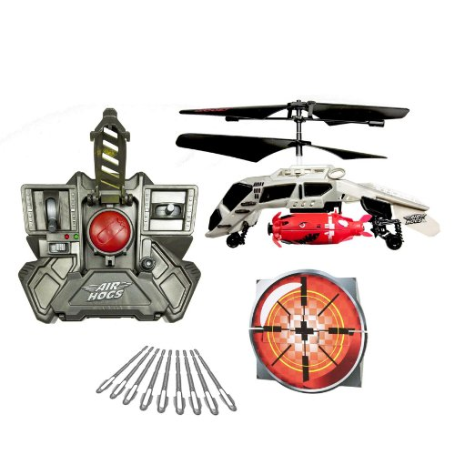 Air Hogs RC Megabomb Heli - Bomb Dropping RC Helicopter