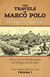The Travels of Marco Polo: The Complete Yule-Cordier Edition, Volume 1 (0486275868) by Polo, Marco