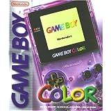 echange, troc Game Boy Color Violet Transparent