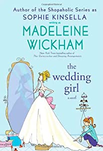"Cover of ""The Wedding Girl"""