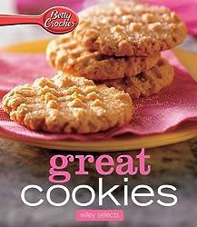 Betty Crocker Great Cookies: HMH Selects (Betty Crocker Cooking)