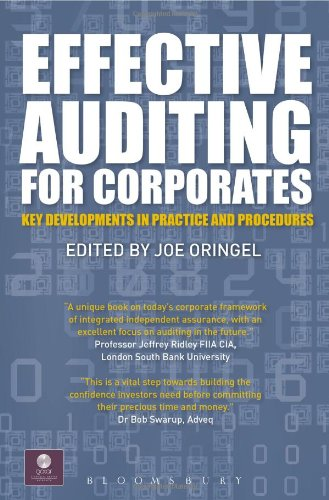 Effective Auditing for Corporates: Ensuring That All the Risks Are Covered. (Key Concepts)